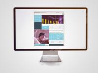 Chris Pollard Design Website 2013