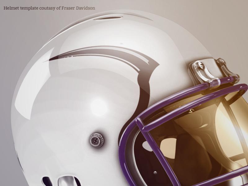 Spectre Helmet logo word mark clean bold modern sports sport logo skull reaper sickle helmet in-situ