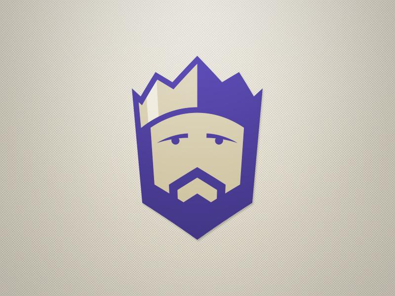 King Logo identity sport logo sports logo king logo branding concept king branding