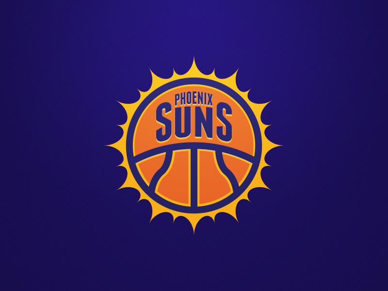 Phoenix Suns Rebrand Concept Weekly Logo Project 12 52 By Chris Pollard On Dribbble