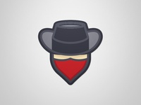 Outlaw Logo. Weekly Logo Project 14/52
