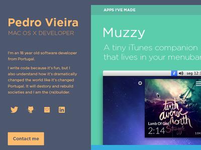 Pedro's site 4.5.1 muzzy flat