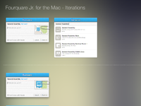 Iterations foursquare