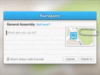 Foursquare Jr. for Mac