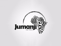 jumanji hotel and resort logo