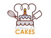 Gâteau Art Cakes Logo