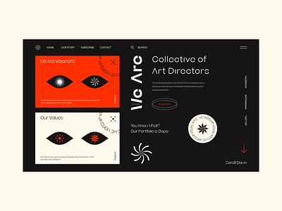Visioners logo vector branding ux illustration webdesign web ui interface design