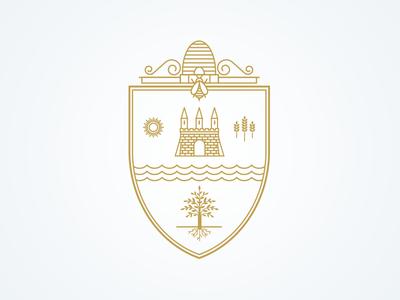 Arad Coat of arms redesign
