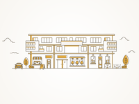 Rivendelle Residence illustration