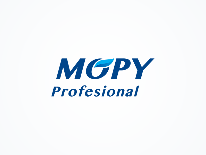 Mopy Profesional logo wash dishes detergent