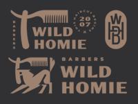 Wild Homie (dark version)