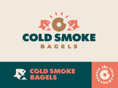 Cold Smoke Bagels