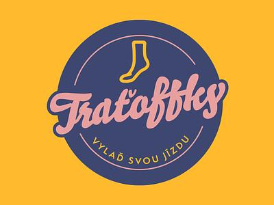 Tratoffky making graphic dribbble illustrator illustration brand branding logo logo design design