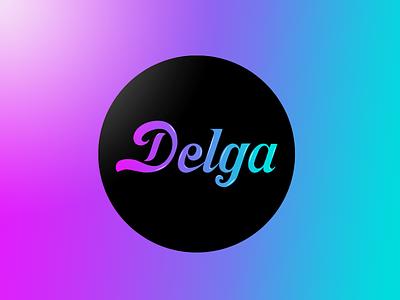 Delga Logo Concept logo design making branding brand design logo