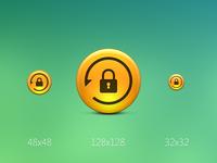 Network Backup App Icon