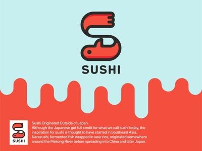 Sushi S logo