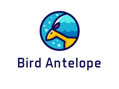 Bird Antelope