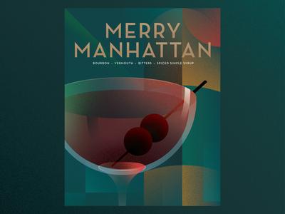 Merry Manhattan