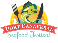 Port Canaveral Seafood Festival Logo