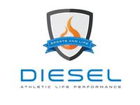 Diesel - Athletic Logo