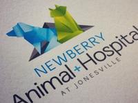 Logo Concept - Newberry Animal Hospital