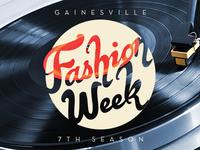 Gainesville Fashion Week 2014 Logo