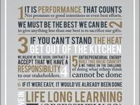 Manifesto Wall Graphics