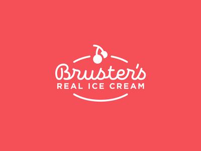 Brusters Real Ice Cream Rebrand