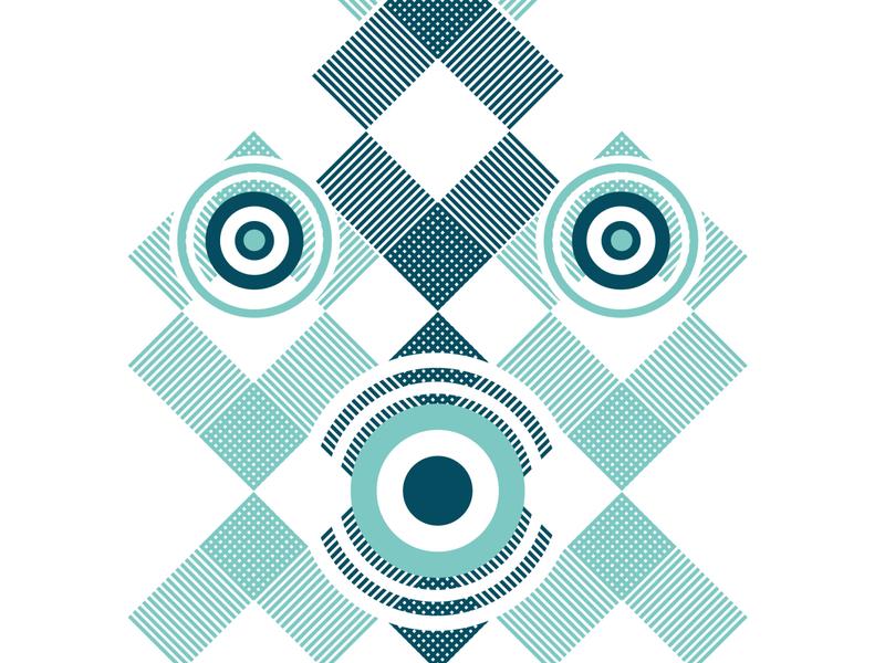 barracuda tshirtdesign abstract art 2020 mexico tshirt logo stripes lines vector vector art esmeralda illustration pez fish
