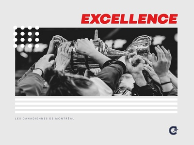 Canadiennes - Excellence