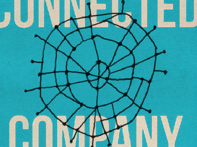 Book cover book network connected company