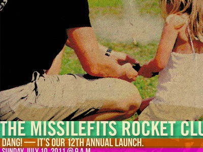 MISSILEFITS2011 rocket poster