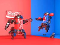 the war between colas