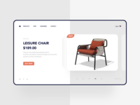 Leisure chair website