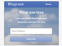Blogcase - Sub page