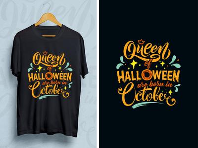 Queen of Halloween Are Born in October