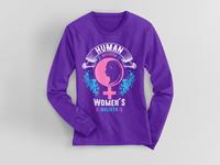 International Women's Day T-Shirt Design