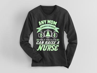 My new Nurse T-Shirt Design.