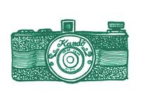 Kando Vintage Camera