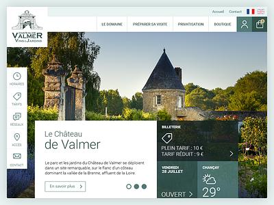 Valmer website