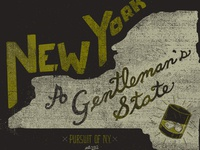 NY: A Gentleman's State