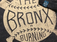 1977: Bronx Printed