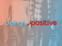 Being Positive logo