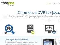 Chronon Systems - Website