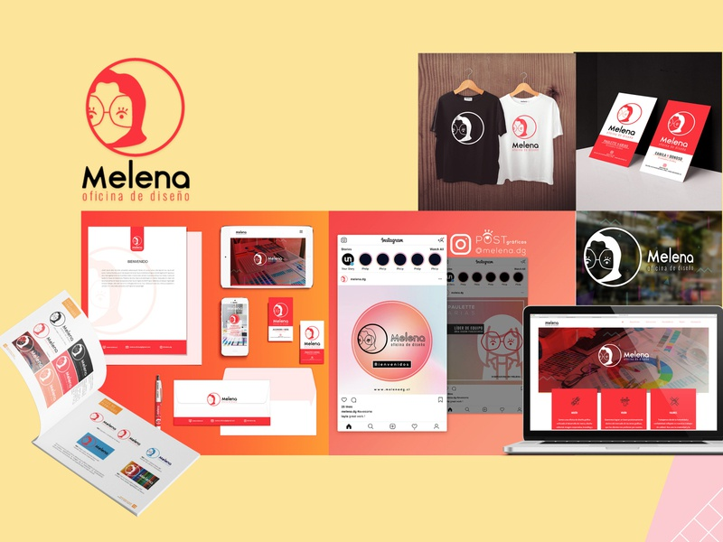 Proyecto Oficina de Diseño logo branding design