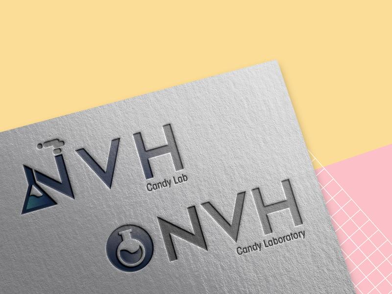 Marcas | NVH brand branding design