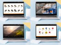 Presentación Catálogo de Productos graphic design catalogue design presentation design
