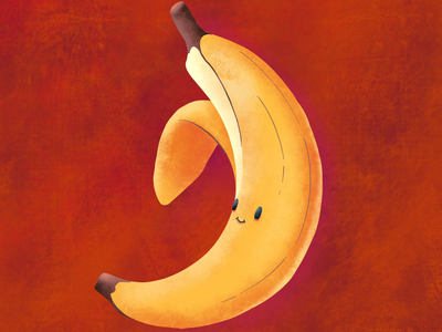 Banana procreate