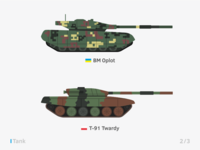 Tank collection 2/3