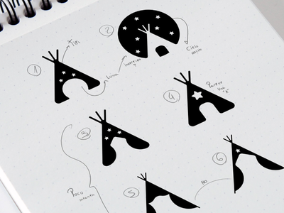 Pijamadas Para Soñar - Design process and ideas